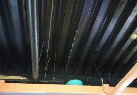 ゲーセン天井に見る店員さんの苦労